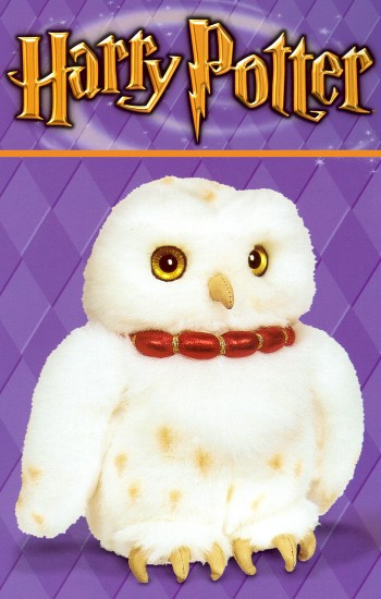 Hedwig Plush Snowy Owl from Gund